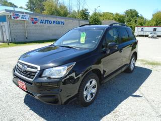 Used 2017 Subaru Forester 2.5 i AWD for sale in Beaverton, ON