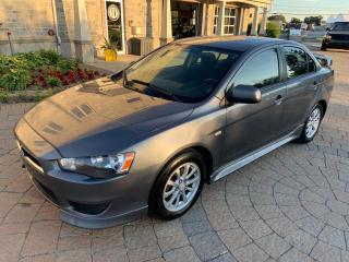 Used 2011 Mitsubishi Lancer Berline 4 portes, boîte manuelle SE for sale in St-Eustache, QC