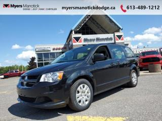 Used 2019 Dodge Grand Caravan Canada Value Package  - $117 B/W for sale in Ottawa, ON