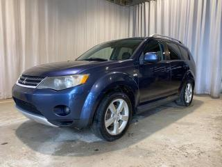 Used 2009 Mitsubishi Outlander XLS S-AWC (4WD,4X4,AWD) for sale in Sherbrooke, QC
