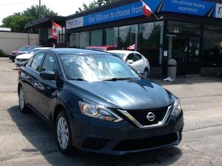 Used 2017 Nissan Sentra 1.8 SV SUNROOF, HEATED SEATS, ALLOYS, BACKUP CAM!! for sale in Richmond, ON