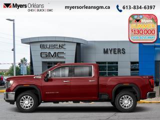 New 2020 GMC Sierra 2500 HD SLE for sale in Orleans, ON