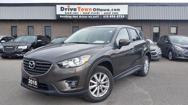 2016 Mazda CX-5 GS Luxury AWD