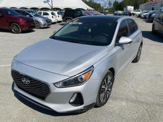 Used 2018 Hyundai Elantra GT **GLS**GT**TOIT OUVANT** for sale in Val-d'Or, QC