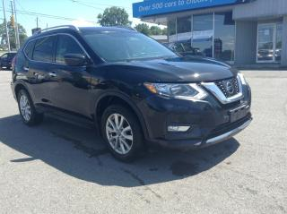 Used 2017 Nissan Rogue SV SUNROOF, HEATED SEATS, ALLOYS, BACKUP CAM!! for sale in Kingston, ON
