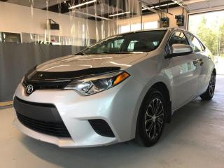 Used 2015 Toyota Corolla **CE**A/C**AUTOMATIQUE** for sale in Val-d'Or, QC