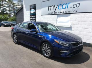 Used 2019 Kia Optima PWR HEATED SEAT/WHEEL, ALLOYS, BACKUP CAM!! for sale in North Bay, ON