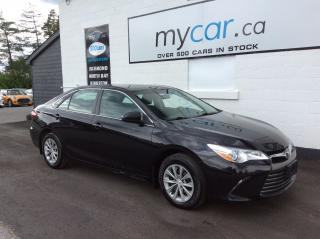 Used 2017 Toyota Camry LE POWERGROUP, A/C, GREAT BUY!! for sale in North Bay, ON