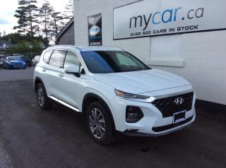 Used 2020 Hyundai Santa Fe Preferred 2.4 HEATED SEATS/WHEEL, BACKUP CAM, MYCAR POWERBUY for sale in North Bay, ON