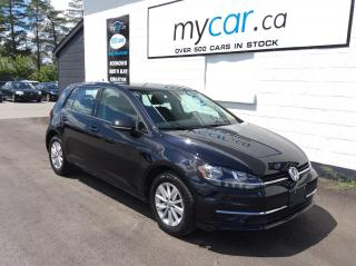 Used 2019 Volkswagen Golf 1.4 TSI Comfortline ALLOYS, HEATED SEATS, MYCAR POWERBUY!! for sale in North Bay, ON