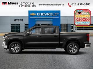 New 2020 Chevrolet Silverado 1500 Custom for sale in Kemptville, ON
