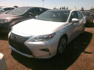 Used 2016 Lexus ES 350/ULTRA PREMIUM/PANO/NAVI/LOADED for sale in Concord, ON
