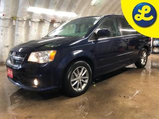 Used 2015 Dodge Grand Caravan 30TH ANNIVERSARY * Garmin Navigation System * 2nd Row Overhead DVD Console  * Leatherette and Suede Bucket Seats * Left Power Sliding Door Power Liftg for sale in Cambridge, ON