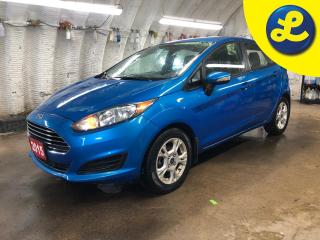 Used 2015 Ford Fiesta SE * Heated front seats * Keyless entry * Phone connect * Hands free steering wheel controls * Cruise control * Traction control * Intermittent wipers for sale in Cambridge, ON