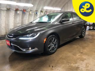 Used 2015 Chrysler 200 BAD CREDIT AUTO LOANS APPLY @ WWW.LEBADAMOTORS.COM for sale in Cambridge, ON