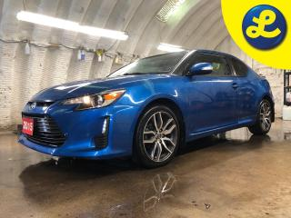 Used 2015 Scion tC Sports Coupe * Panoramic Sunroof * Leather interior * Cruise Control * Steering Wheel Controls * Automatic/Sport Mode * Paddle Shifters * for sale in Cambridge, ON