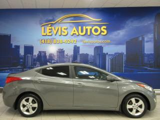 Used 2013 Hyundai Elantra GLS TOIT OUVRANT SIEGE CHAUFFANT 113900 for sale in Lévis, QC