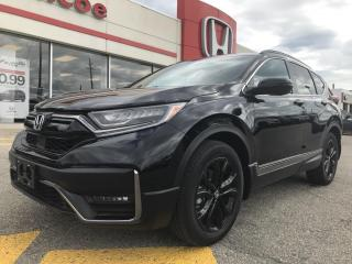 New 2020 Honda CR-V Black Edition for sale in Simcoe, ON