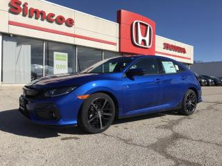 New 2020 Honda Civic Sport for sale in Simcoe, ON