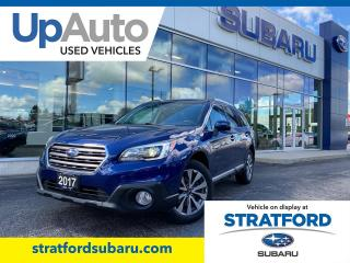 Used 2017 Subaru Outback 2.5i Premier w-Tech Package for sale in Stratford, ON