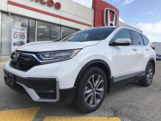 New 2020 Honda CR-V Touring for sale in Simcoe, ON