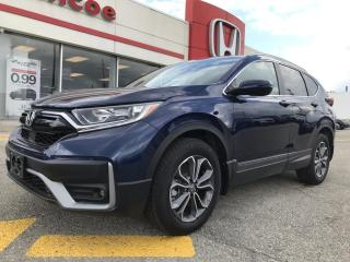 New 2020 Honda CR-V EX-L for sale in Simcoe, ON