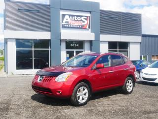 Used 2010 Nissan Rogue AWD 4dr SL + INSPECTÉ FREINS NEUFS for sale in Sherbrooke, QC