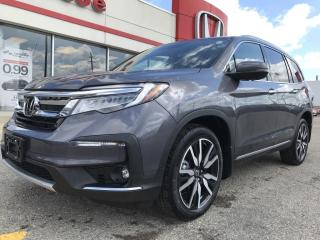 New 2020 Honda Pilot TOURING 7P for sale in Simcoe, ON