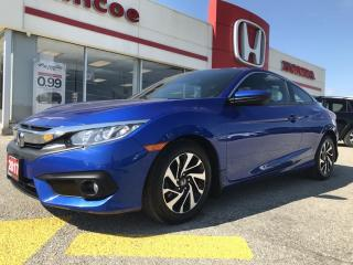 Used 2017 Honda Civic LX for sale in Simcoe, ON