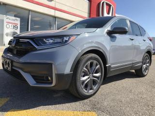 New 2020 Honda CR-V Sport for sale in Simcoe, ON