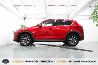 Used 2018 Mazda CX-5 RÉSERVÉ GT Auto AWD + Bas KM for sale in Québec, QC