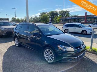 Used 2018 Volkswagen Golf Sportwagen DSG 4MOTION Comfortline + TOIT + XENON for sale in Québec, QC