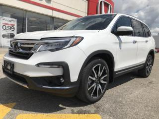 New 2021 Honda Pilot TOURING 7P for sale in Simcoe, ON