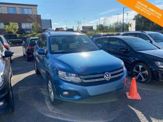 Used 2017 Volkswagen Tiguan RÉSERVÉ 4MOTION Wolfsburg Edition + Toit + Keyless for sale in Québec, QC