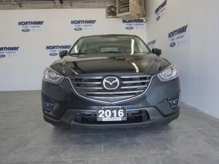 Used 2016 Mazda CX-5 GT | AWD | LEATHER | SUNROOF | NAV | ONLY 50 KM! for sale in Brantford, ON