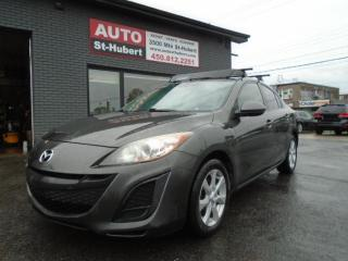 Used 2011 Mazda MAZDA3 GS for sale in St-Hubert, QC