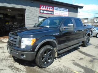 Used 2010 Ford F-150 FX4 for sale in St-Hubert, QC