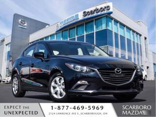 Used 2016 Mazda MAZDA3 AUTO|HATCHBACK|BACK UP CAMERA|1 OWNER for sale in Scarborough, ON