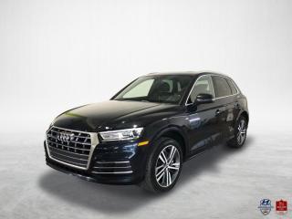 Used 2018 Audi Q5 quattro Progressiv S - Line GPS mags 20 pouces for sale in Brossard, QC