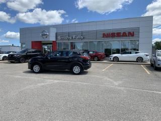 Used 2017 Nissan Rogue Sport S FWD 6sp for sale in Smiths Falls, ON