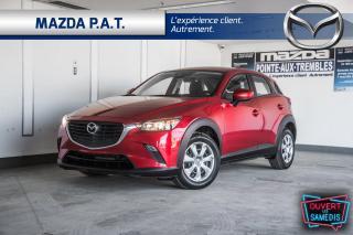 Used 2018 Mazda CX-3 AUTOMATIQUE,CAMÉRA DE RECUL,BLUETOOTH,A/C for sale in Montréal, QC