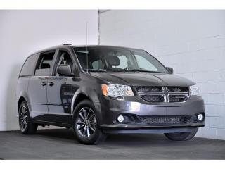 Used 2017 Dodge Grand Caravan CUIR CAMERA DE RECUL BLUETOOTH DVD MAGS for sale in Brossard, QC