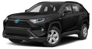 New 2020 Toyota RAV4 Hybrid XLE for sale in Hamilton, ON