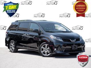 Used 2020 Toyota Sienna SE 8-Passenger One Owner | Clean Car Fax Report | VALUE ADD: Winter Tires are Included! for sale in St Catharines, ON