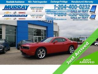 Used 2011 Dodge Challenger SXT for sale in Brandon, MB