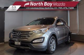Used 2016 Hyundai Santa Fe Luxury - Click Here! Test Drive Appts Available! for sale in North Bay, ON