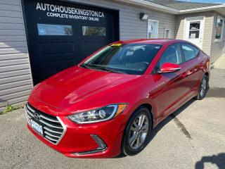 Used 2017 Hyundai Elantra GL for sale in Kingston, ON