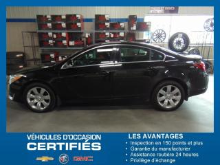 Used 2014 Buick Regal Turbo for sale in Amos, QC