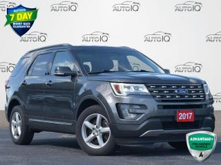 Used 2017 Ford Explorer XLT 7 SEATS   WINTER TIRES   ALL WHEEL DRIVE   GPS   HEATED SEATS   BACKUP CAM   BLUETOOTH for sale in Waterloo, ON
