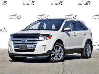 Used 2013 Ford Edge Limited LIMITED! NAVIGATION !! for sale in Hamilton, ON